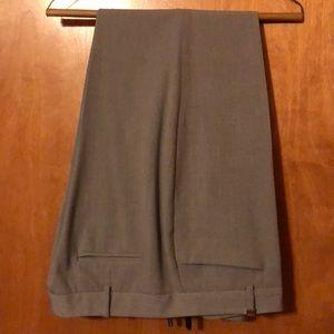 Calvin Klein gray 12P dress pants